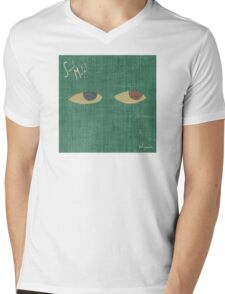 Saint Motel Voyeur Mens V-Neck T-Shirt
