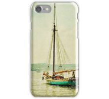 Hudson River Sloop, Beacon, NY iPhone Case/Skin