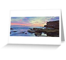 Rock Colour Greeting Card