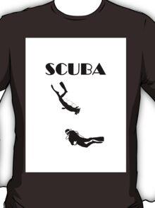 SCUBA T-Shirt T-Shirt