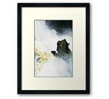 Barron Falls Framed Print