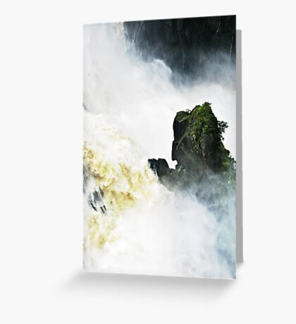 Barron Falls Greeting Card