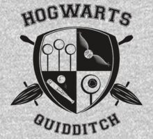 Hogwarts - Quidditch by quidditchleague