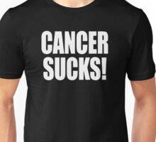 Cancer Sucks Disease Awareness  Unisex T-Shirt