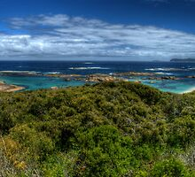Greens Pool in Williams Bay, WA by BigAndRed