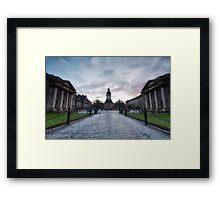 Trinity College, Dublin, Ireland Framed Print