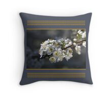Designer Living In Spring Throw Pillow