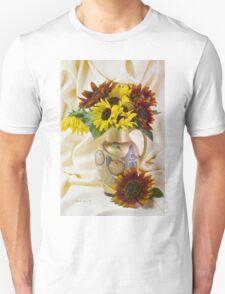 Multi Color Sunflowers T-Shirt