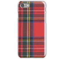 Plaid Beauty  iPhone Case/Skin