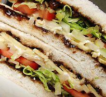 Ploughman's Sandwich by AlisonGreenwood