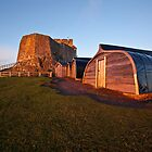 Lindisfarne Castle by Doug Dawson