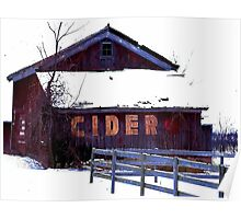 The Cider House Poster