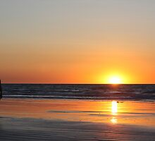 Cable Beach Sunset by Russell Shearing