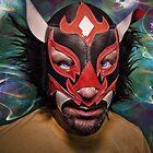 Portrait of a Luchador by makbet666