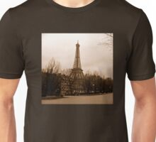 Eiffel Tower at dusk Unisex T-Shirt