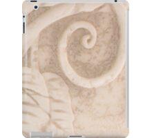 Flower Pot Detail Macro iPad Case/Skin