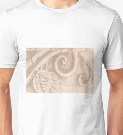 Flower Pot Detail Macro Unisex T-Shirt