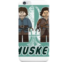 The Musketeers iPhone Case/Skin