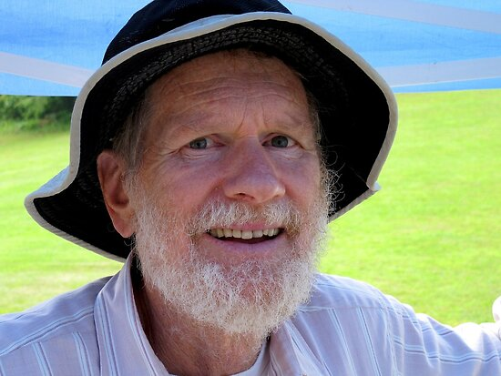 Portrait of Tom by Hank Eder