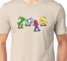 Yoshi's Isla Nublar Unisex T-Shirt
