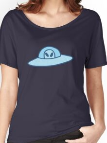 UFO Women's Relaxed Fit T-Shirt