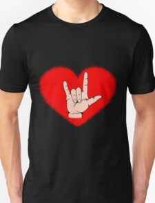 Heart and Hand T-Shirt