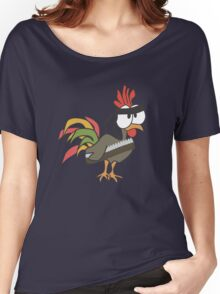 Tough Cock Women's Relaxed Fit T-Shirt