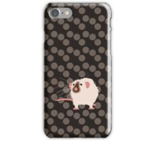 Siamese Rat iPhone Case/Skin