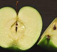 An apple a day keeps the doctor away! by MarieG