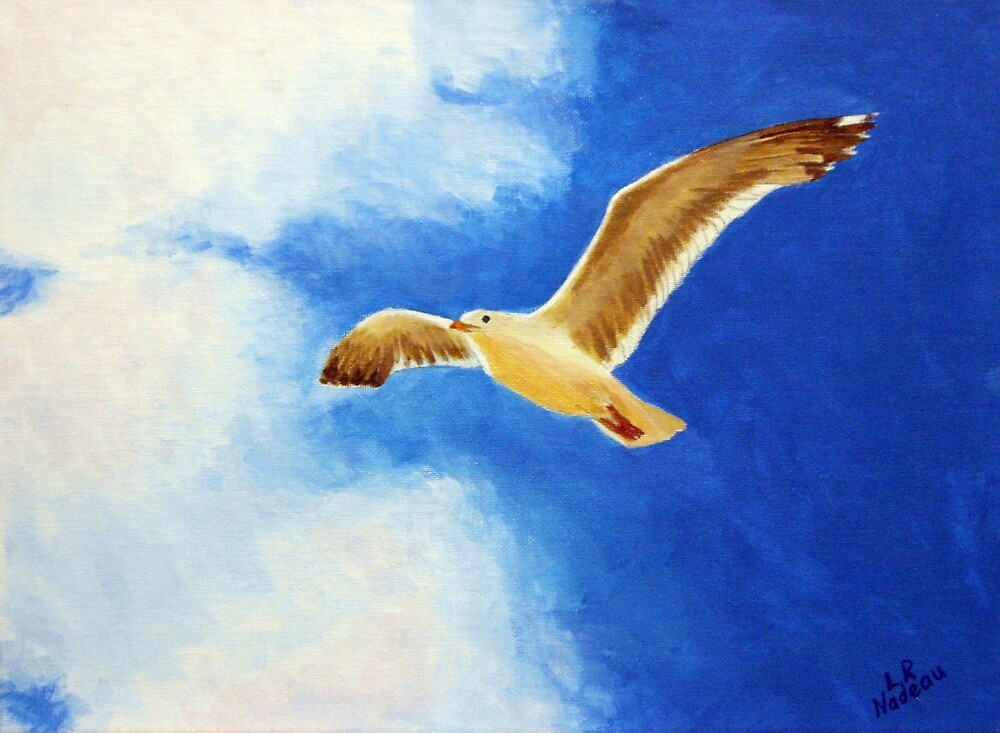 Freeeeee by Lawrence Nadeau by CoastalCarolina