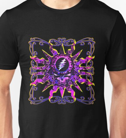 Purple Stealie    Unisex T-Shirt