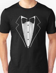 TUXEDO Wedding Groom Prom Bow Unisex T-Shirt