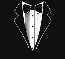 TUXEDO Wedding Groom Prom Bow Unisex T-Shirt