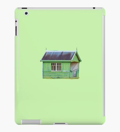 mobile home iPad Case/Skin
