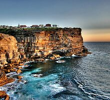 Cliffs of Paradise by Christopher Meder Photography