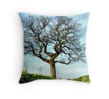 My Favourite Tree Throw Pillow