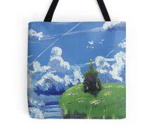Clouds Away Tote Bag