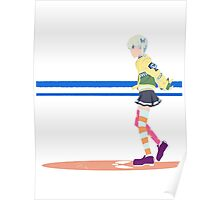 Maka From season 2 credits of Soul Eater Poster