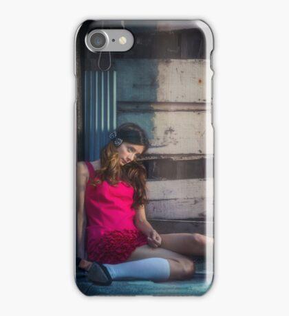 Street Doll  iPhone Case/Skin