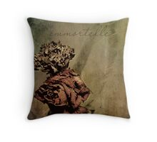 Immortelle Throw Pillow