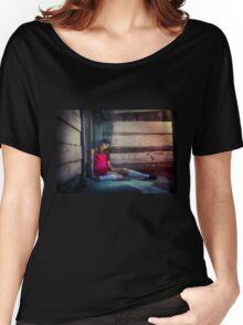 Street Doll  Women's Relaxed Fit T-Shirt