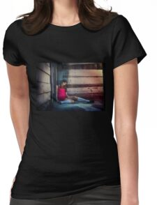 Street Doll  Womens Fitted T-Shirt