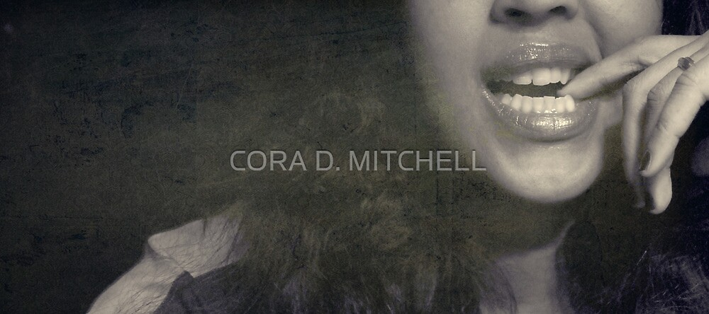 Contemplation by CORA D. MITCHELL