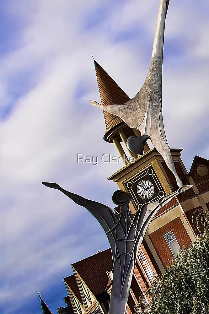 Clock Watching by Ray Clarke