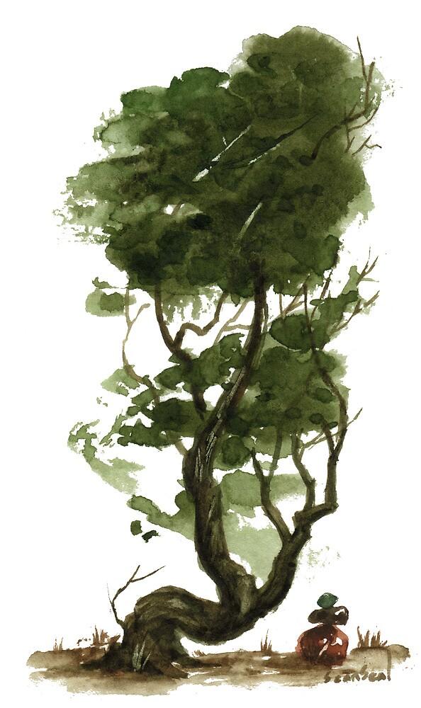 Little Tree 130 by Sean Seal