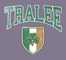 Tralee, Ireland with Shamrock Kids Tee