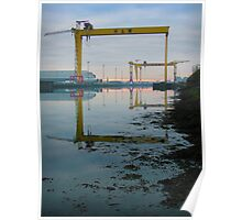 Harland & Wolff Poster