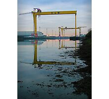 Harland & Wolff Photographic Print