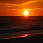 Gulf Sunset by Susanne Van Hulst