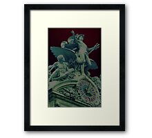 Angel Mercury Framed Print